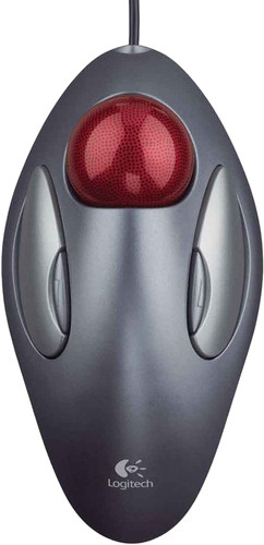 Logitech TrackMan Marble Maus Main Image