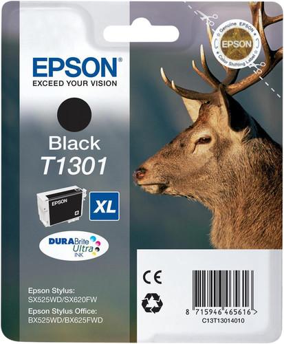Epson T1301XL Patrone Schwarz Main Image