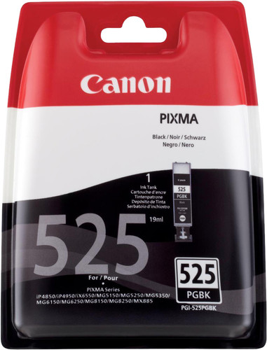 Canon PGI-525 Patronenpigment Schwarz Main Image