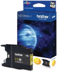 Brother LC-1280XL Patrone Gelb Main Image