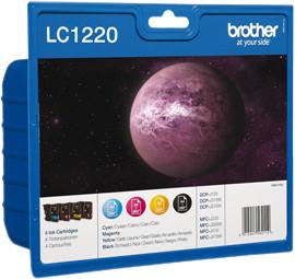 Brother LC-1220 Patronen Kombipack Main Image