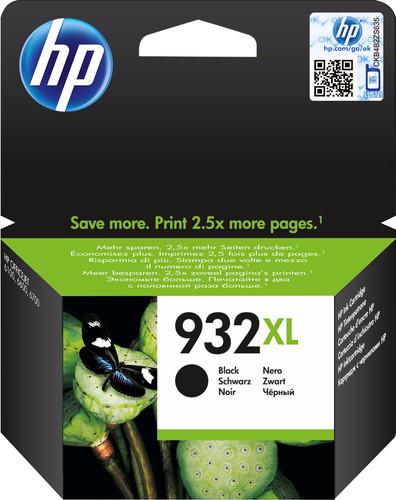 HP 932XL Patrone Schwarz Main Image