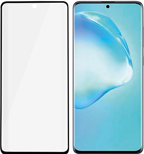 Panzerglas Schutzhülle Samsung Galaxy S20 Plus Displayschutzglas Main Image