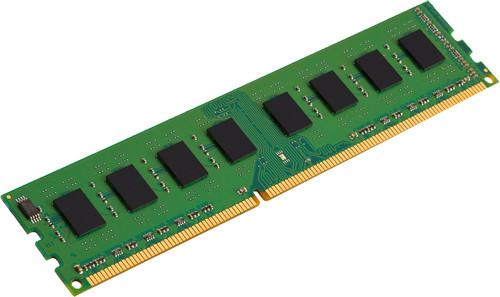 Kingston ValueRAM 8GB DDR3 DIMM 1600 MHz (1x8GB) Main Image