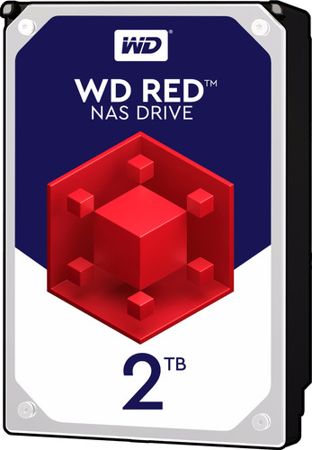WD Red 2 TB Main Image