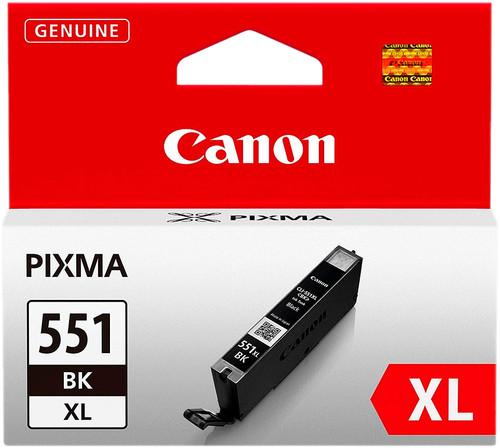 Canon CLI-551XL Patrone Schwarz Main Image