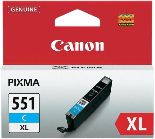 Canon CLI-551XL Patrone Cyan Main Image