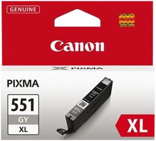 Canon CLI-551XL Patrone Grau Main Image