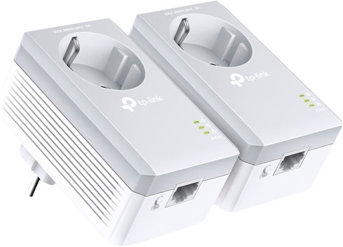 TP-Link TL-PA4010P Kein WLAN 600 Mbit/s 2 Adapter Main Image