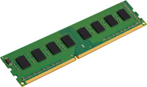 Kingston ValueRAM 4GB DDR3 DIMM 1600 MHz (1x4GB) Main Image