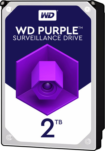 WD Purple 2 TB Main Image