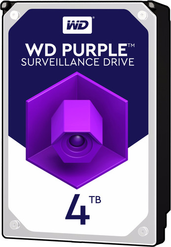 WD Purple 4 TB Main Image