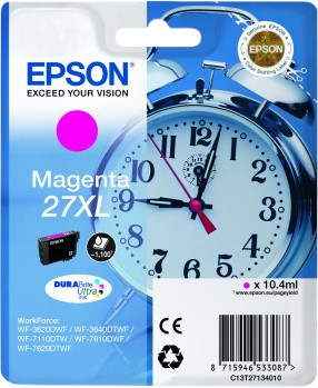 Epson 27XL Patrone Magenta Main Image