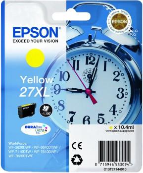 Epson 27XL Patrone Gelb Main Image