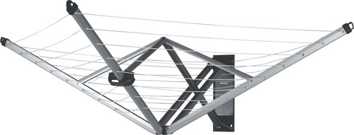 Brabantia Wandwäschetrockner WallFix 24 Meter mit Schutzhülle Main Image