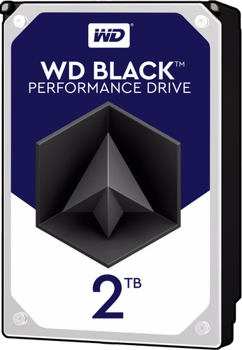 WD Black WD2003FZEX 2 TB V2 Main Image