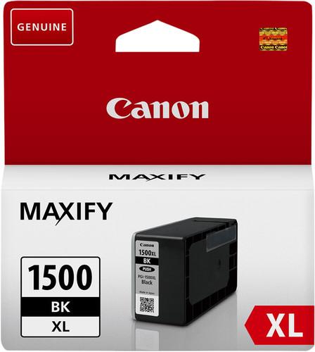 Canon PGI-1500XL Patrone Schwarz Main Image