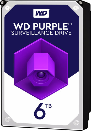 WD Purple 6 TB Main Image