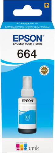 Epson 6642 Tintenflasche Cyan Main Image