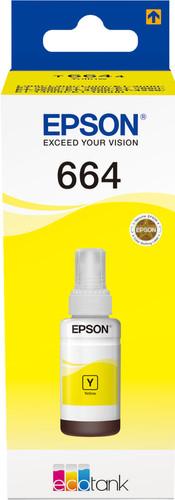 Epson T6644 Tintenflasche Gelb Main Image