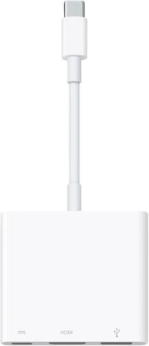 Apple Multiport Adapter von USB-C auf Digital AV Main Image