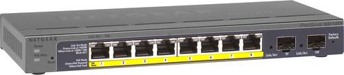 Netgear ProSAFE GS110TP Main Image