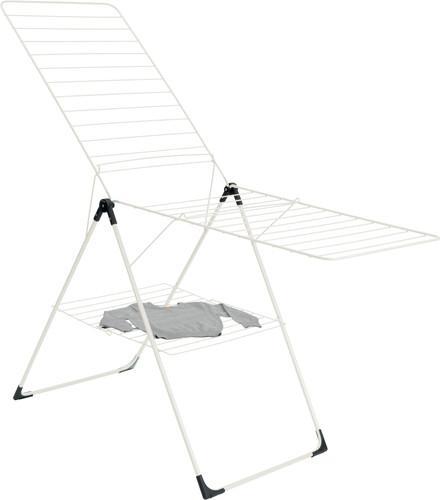 Brabantia Wäscheständer T-Modell, 20 Meter, Weiß Main Image