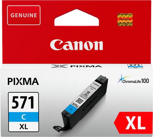 Canon CLI-571XL Patrone Cyan Main Image