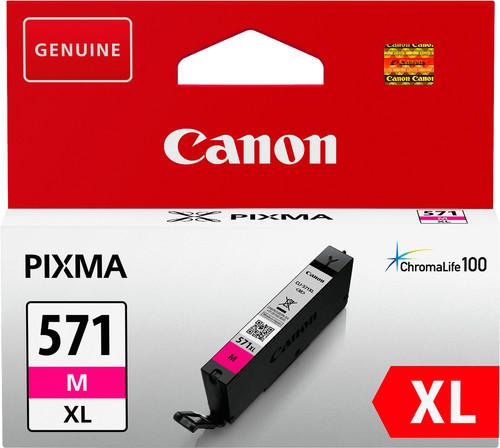 Canon CLI-571XL Patrone Magenta Main Image