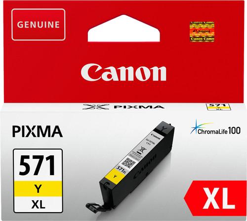 Canon CLI-571XL Patrone Gelb Main Image