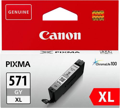 Canon CLI-571XL Patrone Grau Main Image