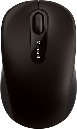 Microsoft Wireless Mobile Mouse 3600 Schwarz Bluetooth Main Image