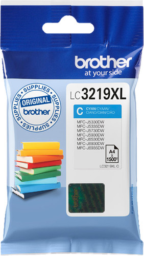 Brother LC-3219XL Patrone Cyan Main Image