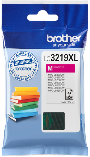 Brother LC-3219XL Patrone Magenta Main Image