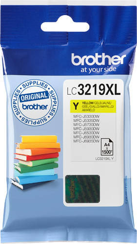 Brother LC-3219XL Patrone Gelb Main Image