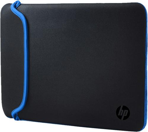 HP 14'' Reversible Sleeve Schwarz/Blau Main Image