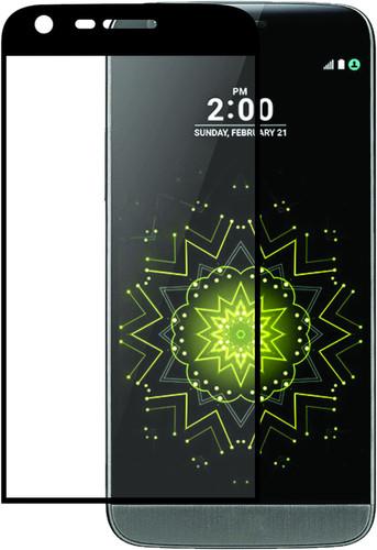 Azuri LG G5 Displayschutzfolie Gehärtetes Glas Schwarz Main Image