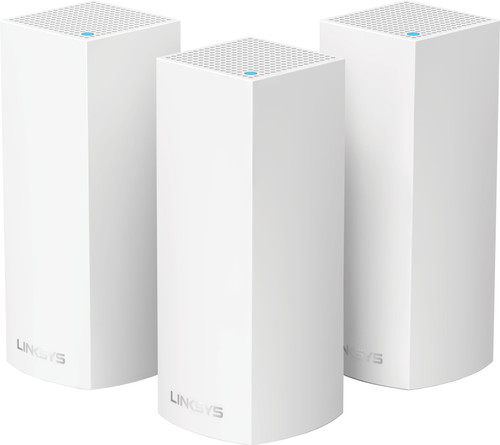 Linksys Velop Tri-Band Multiroom WLAN (3 Stationen) Main Image