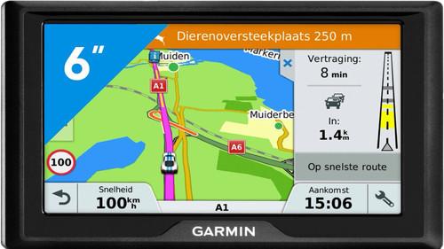 Garmin Drive 61 LMT-S Europa Main Image