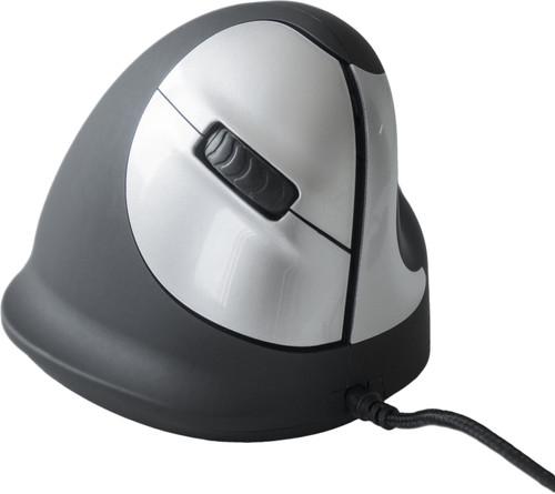 R-Go HE Vertikale ergonomische Maus mittelgroß, rechtshändig, kabelgebunden Main Image