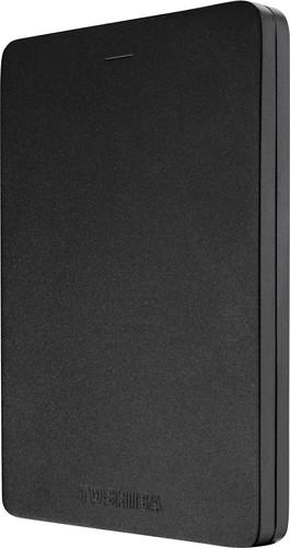 Toshiba Canvio ALU Schwarz 2 TB Main Image