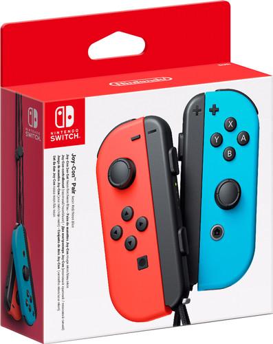 Nintendo Switch Joy-Con Set, Rot/Blau Main Image