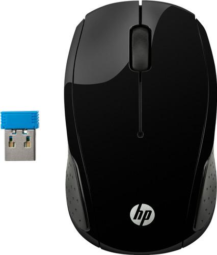 HP Kabellose Maus 200 Schwarz Main Image