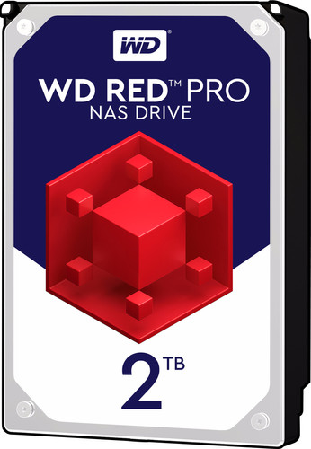 WD Red Pro WD2002FFSX 2 TB Main Image