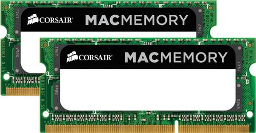 Corsair Apple Mac 8GB DDR3 SODIMM 1066 MHz (2x4GB) Main Image