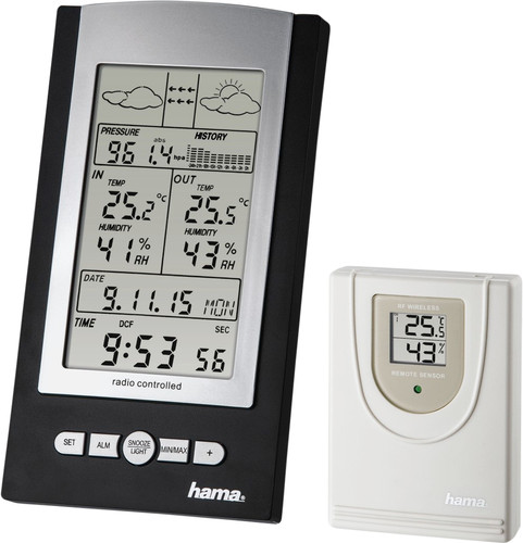 Hama EWS-800 Main Image