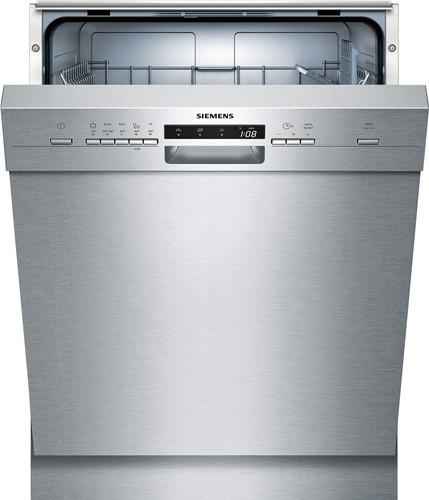 Siemens SN435S00AE / Einbau / Unterbau / Nischenhöhe 81,5 - 87,5 cm Main Image