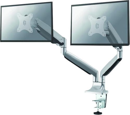 Neomounts by Newstar NM-D750DSILVER Monitorhalterung Gasgefedert Silber Main Image