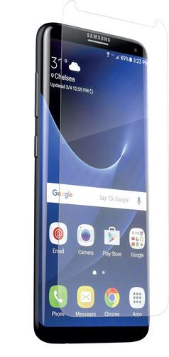 InvisibleShield Samsung Galaxy S8 Displayschutzfolie Kunststoff Main Image