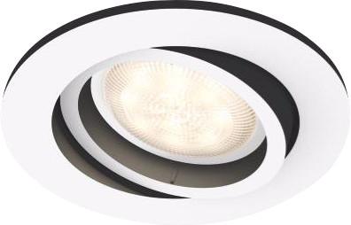 Philips Hue Milliskin Einbauspot White Ambiance Weiß - rund Main Image